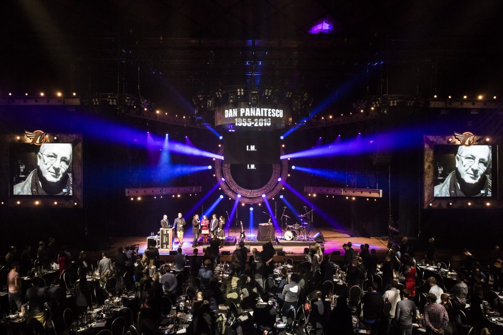 Our night at the European Festival Awards 2016