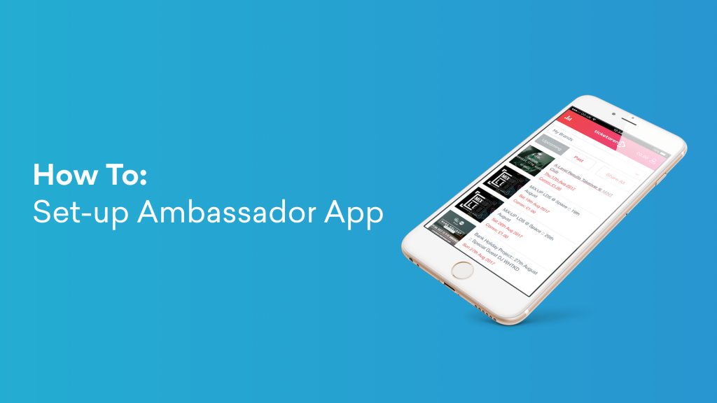 Getting started with Ambassador App