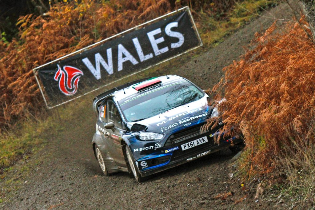 Case Study: Ticketing & Access Control at Wales Rally 2017