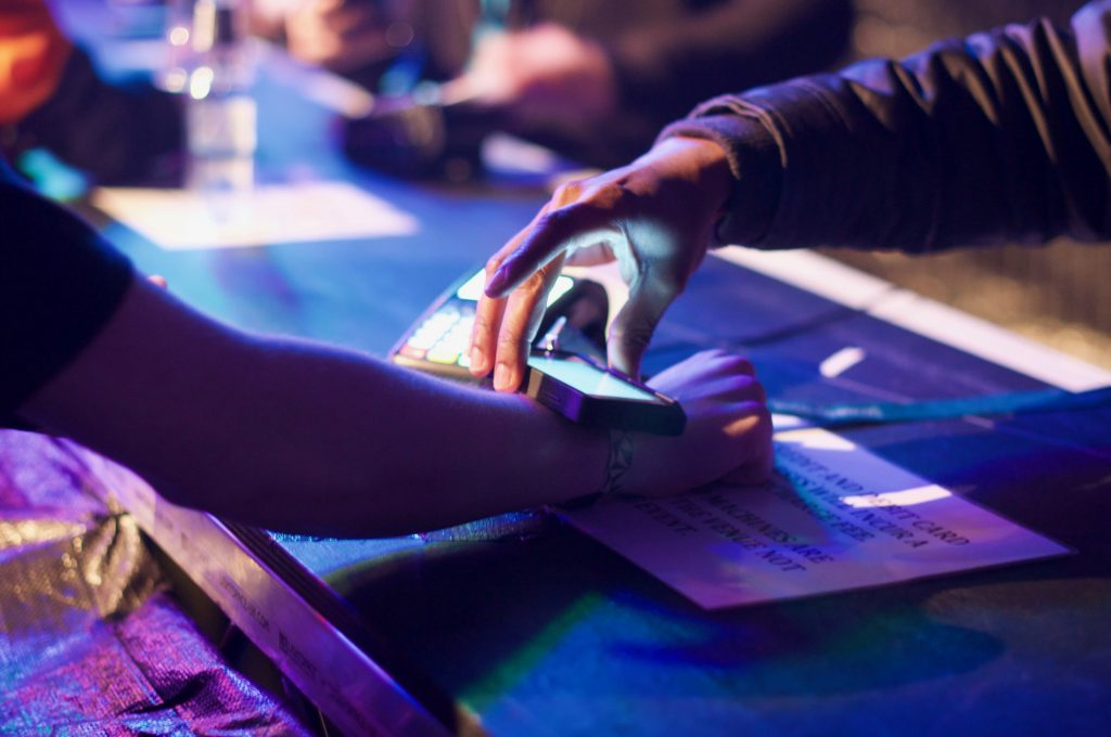 Get a close-up look at Event Genius Pay (Cashless POS) at The Ticketing Business Forum