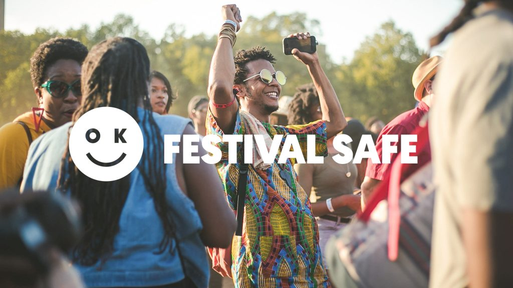 Event Genius & Ticket Arena announce partnership with Festival Safe