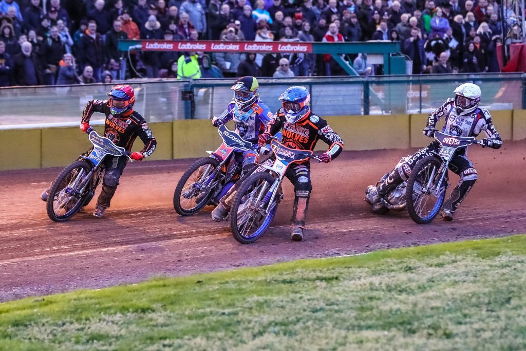 Happy 90th anniversary to Wolverhampton Speedway