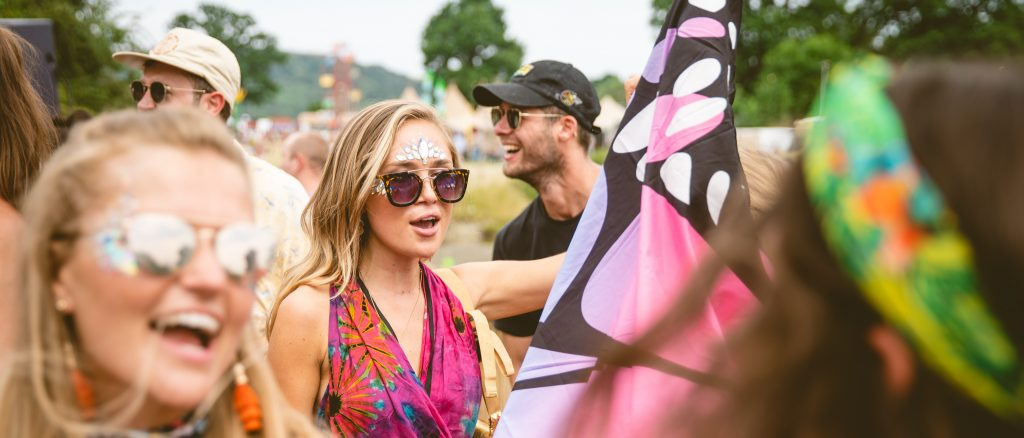 Festival fans give Event Genius Pay 5 star reviews