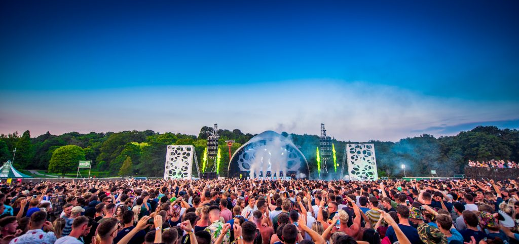Case Study: Event Genius Pay at Cocoon In The Park 2018