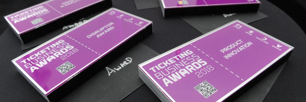 Nominated Again! Event Genius Pay shortlisted by Ticketing Business Awards