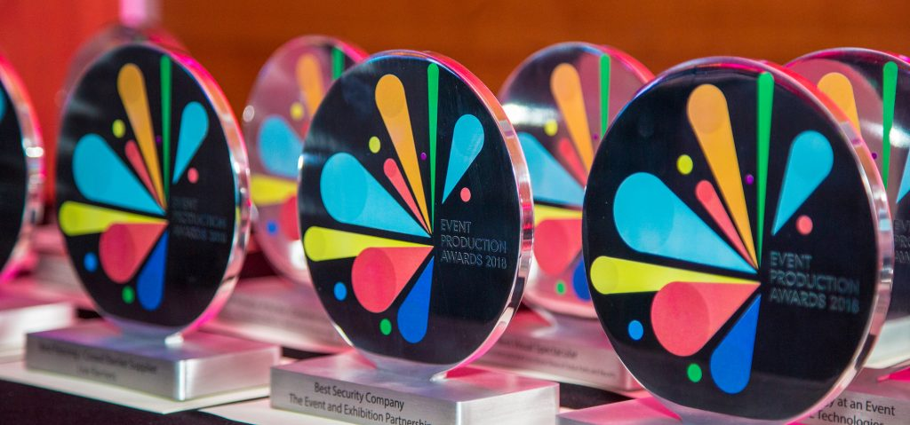 Event Genius & Ticket Arena nominated in two categories at Event Production Awards 2019