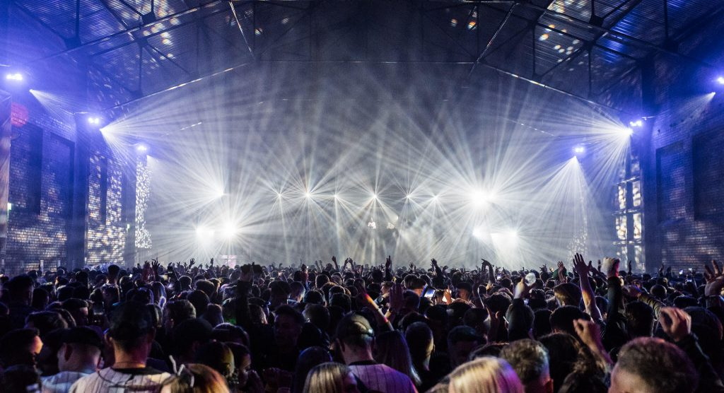 Clubbing powerhouse Circus chooses Event Genius Pay as their cashless provider for warehouse shows