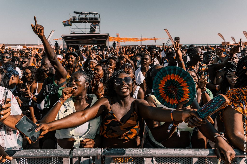 Event Genius by Festicket sign multi-year deal with Afro Nation Portugal